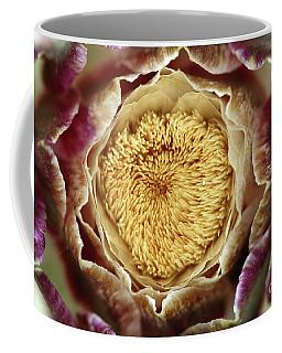 Flowering Houseleek Coffee Mug by Michal Boubin