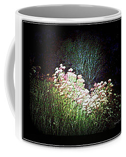Flowers At Night Coffee Mug