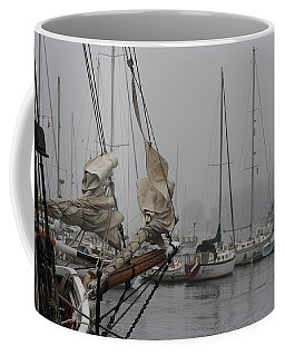 Fogged In Coffee Mug