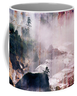 Foggy Coast Coffee Mug