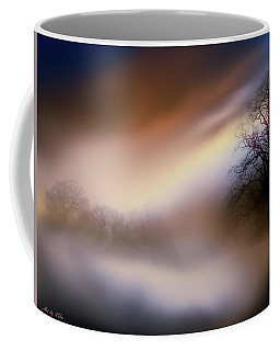 Foggy Landscape 2 Coffee Mug