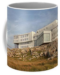 Fogo Island Inn Coffee Mug by Eunice Gibb