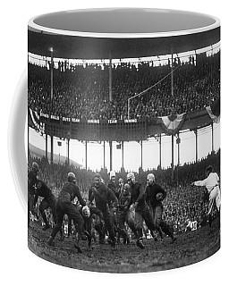Football Game, 1925 Coffee Mug