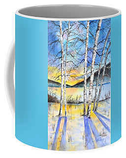 For Love Of Winter #5 Coffee Mug