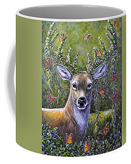Forest Monarch Coffee Mug