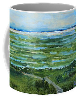 Fort Hill Panorama Coffee Mug
