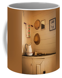 Fort Rock Museum Coffee Mug
