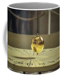 Foucaults Pendulum Coffee Mug