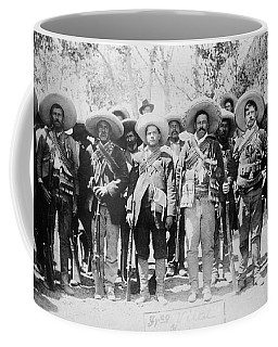 Coffee Mug featuring the photograph Francisco Pancho Villa by Granger