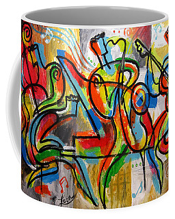 Free Jazz Coffee Mug