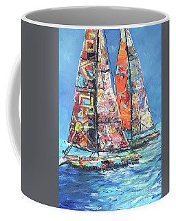 Free Sailing Coffee Mug