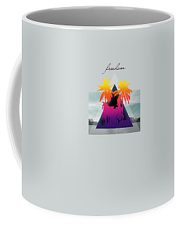 Geometric Shape Photographs Coffee Mugs