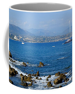 French Riviera Coffee Mug