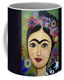 Frida Kahlo Coffee Mug