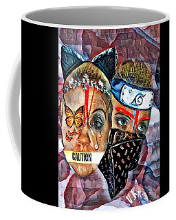 From Waif To Warrior Coffee Mug