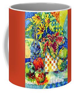 Fruit And Coleus Coffee Mug