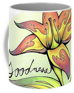 Fruit Of The Spirit Series 2 Goodness Coffee Mug