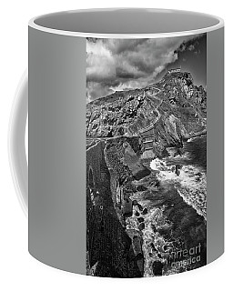 Gaztelugatxe Dragonstone Bw Coffee Mug