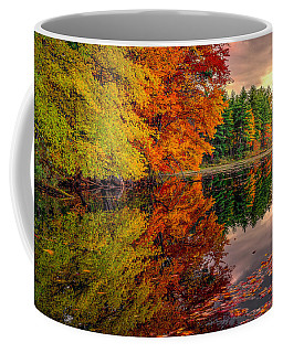 Gemini Fall Coffee Mug