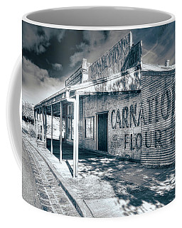 Coffee Mug featuring the photograph General Store by Wayne Sherriff