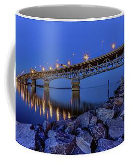 George P. Coleman Bridge Coffee Mug by Jerry Gammon
