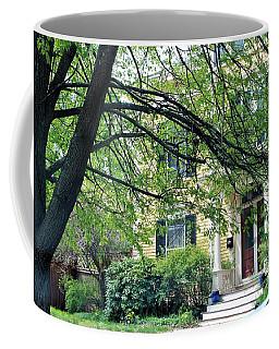 Georgetown Front Door Coffee Mug