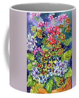 Geranium II Coffee Mug