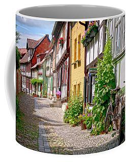 German Old Village Quedlinburg Coffee Mug