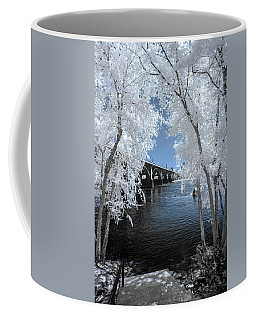 Gervais St. Bridge In Surreal Light Coffee Mug