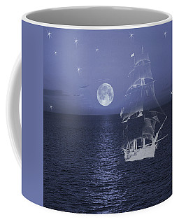 Ghost Ship Coffee Mug