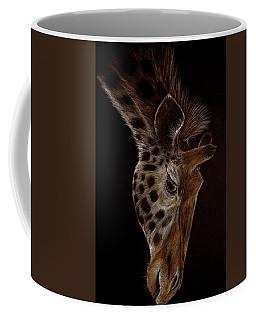 Giraffe Coffee Mug by Heidi Kriel