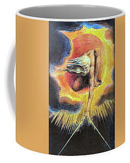 God As Architect Coffee Mug