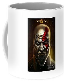 God Of War Coffee Mug