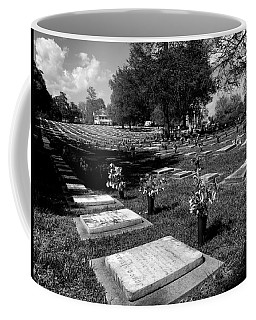 Gods Acre Old Salem Coffee Mug