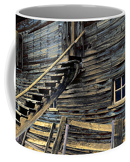Golden Barn  Coffee Mug