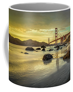 Golden Gate Sunset Coffee Mug