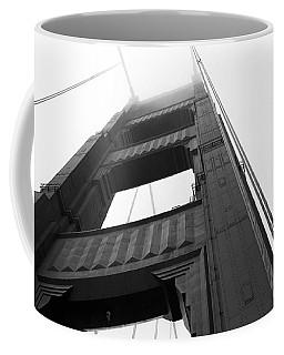 Golden Gate Tower 2 Coffee Mug