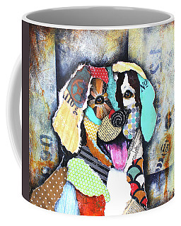 Golden Retriever Coffee Mug by Patricia Lintner