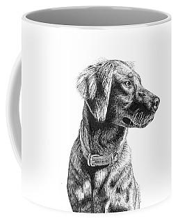 Golden Retriever Coffee Mug