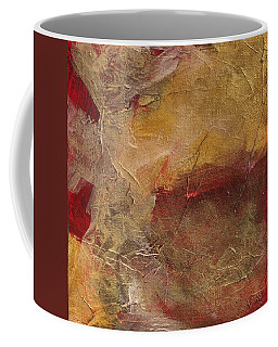 Golden Ruby Coffee Mug