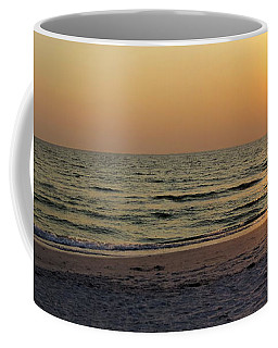 Golden Setting Sun Coffee Mug