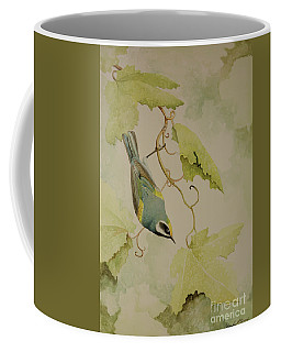 Golden-winged Warbler Coffee Mug