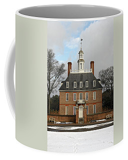 Governors Palace Coffee Mug