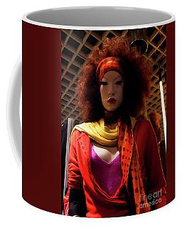 Colored Girl Coffee Mug