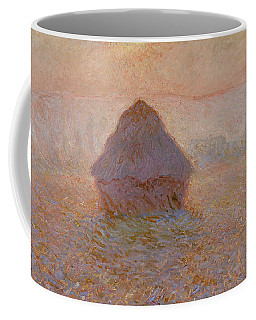 Grainstack, Sun In The Mist Coffee Mug