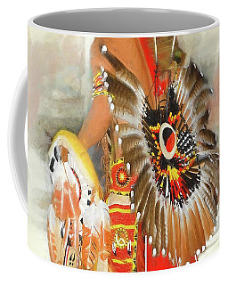 Grand Prairie Texas Pow-wow Coffee Mug