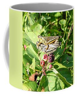 Grasshopper Love Coffee Mug