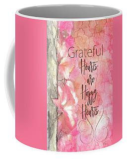 Grateful Hearts Coffee Mug