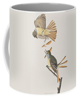Great Crested Flycatcher Coffee Mug
