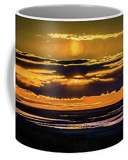 Great Salt Lake Sunset Coffee Mug